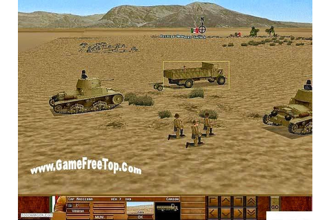 CONTACT :: Combat Mission 3: Afrika Korps full game free ...