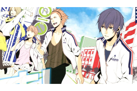 Prince of Stride announced for PS Vita - Gematsu