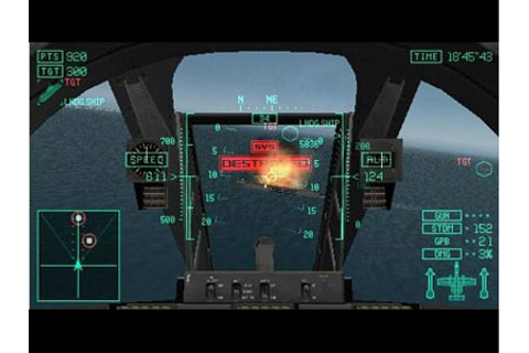 Ace Combat: Joint Assault Review for Xbox 360 (2010 ...