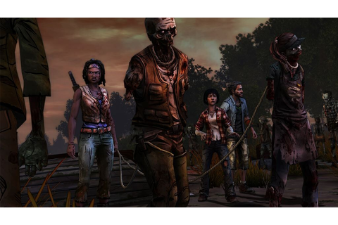 The Walking Dead: Michonne Episode 2 Telltale Game review