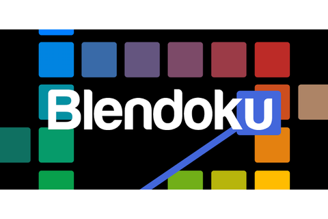 Blendoku – A Puzzle Game to Make People With Color ...