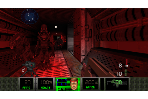 ALIENS Legacy news - Aliens: The Ultimate Doom mod for ...