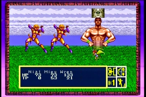 The RPG Consoler: Game 32: Phantasy Star III: Generations ...