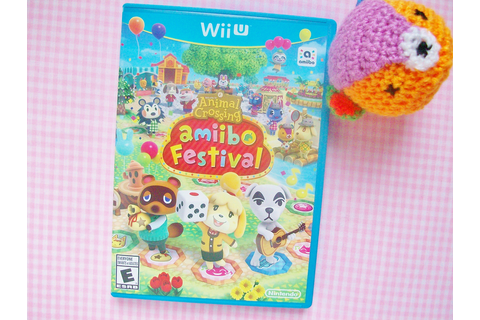 MooeyAndFriends: Animal Crossing Amiibo Festival ♥ Game Review