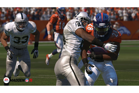 Madden NFL 15 - New Screenshots - PS4 Home