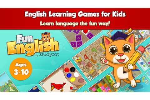 Amazon.com: Fun English: Language Learning Games for Kids ...