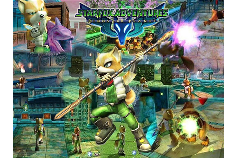 Game Review: Starfox Adventures (GameCube) - Games ...
