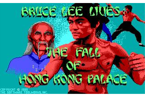 Bruce Lee Lives: The Fall of Hong Kong Palace Download ...