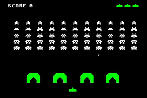 Space Invaders 1978 - iOS + Admob + Chartboost by ...