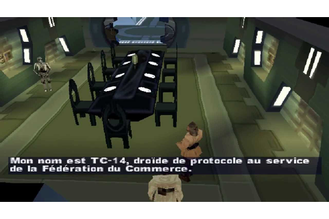 Génération Playstation : Star Wars - Episode 1 - La Menace ...