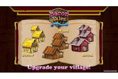 Bacon Tales - Between Pigs and Wolves v0.3.1 - скачать игру