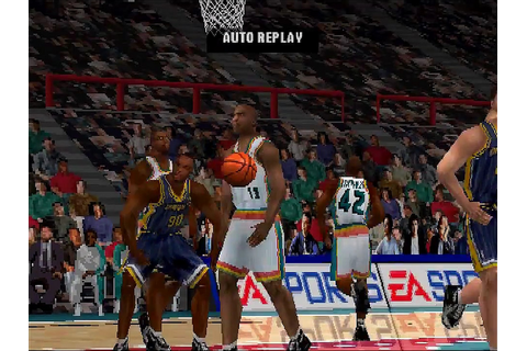 NBA Live 2001 Download Game | GameFabrique