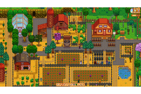 Stardew Valley PS4/Xbox One Patches Inbound: Includes ...