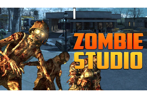 ZOMBIE STUDIO ★ Call of Duty Zombies (Zombie Games) - YouTube