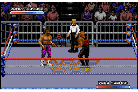 WWF Royal Rumble | ClassicReload.com