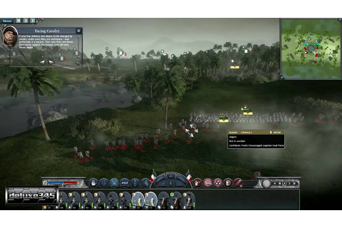 Napoleon: Total War Gameplay (PC HD) - YouTube