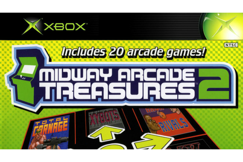 Midway Arcade Treasures 1 and 2 Part Two: Jock Itch ...