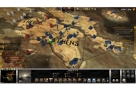 Hegemony Gold: Wars of Ancient Greece Screenshots for ...