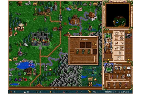 Heroes of Might and Magic II: The Succession Wars GAME MOD ...