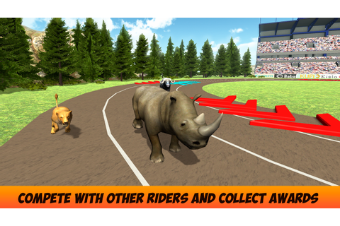 Wild Animal Racing Fever 3D - Android Apps on Google Play