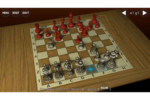 3D Chess Game - Apps on Google Play