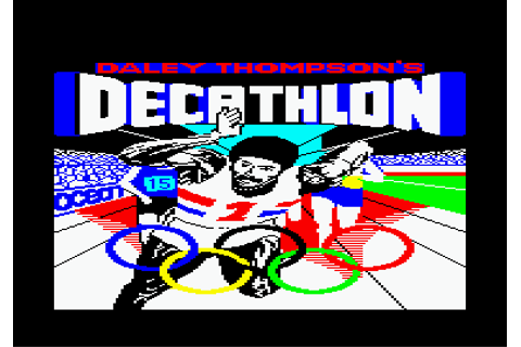 Download Daley Thompson's Decathlon - My Abandonware