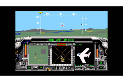 F-15 Strike Eagle II for the Sega Genesis with Mikey's ...