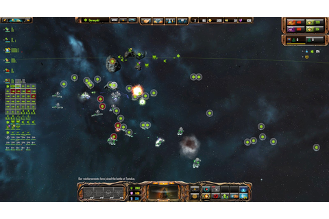 All in a day's game: Sins of a Solar Empire