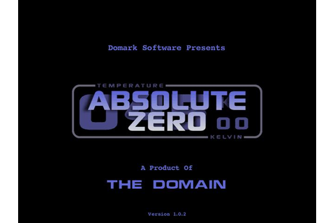 Absolute Zero Download (1995 Arcade action Game)