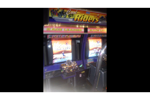 Cool Riders (Arcade) - YouTube