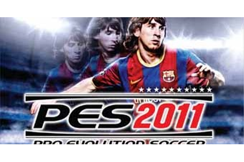 Pro Evolution Soccer (PES) 2011 Free Download PC Game ...