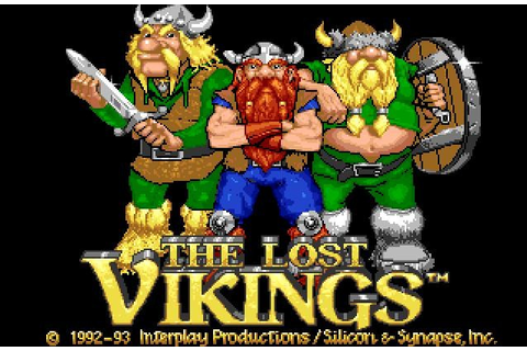 The Lost Vikings – Commodore Amiga | StiGGy's Blog