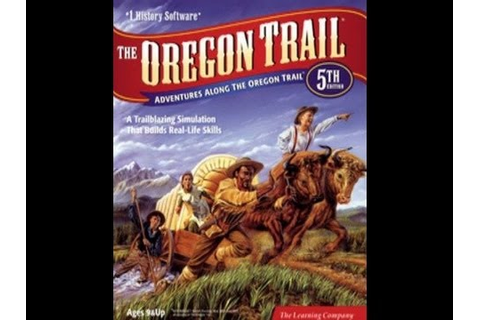Oregon Trail 5th Edition [PC]: part 1 - YouTube