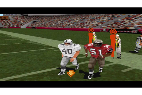 Madden NFL 2003 PS1 Gameplay HD - YouTube