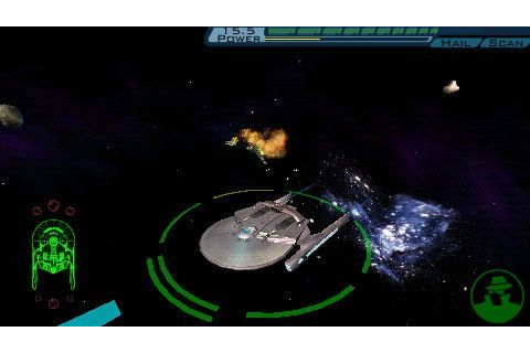 Star Trek Tactical Assault ISO PPSSPP - isoroms.com