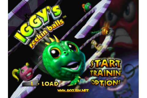 Iggy's Reckin' Balls Screenshots | GameFabrique