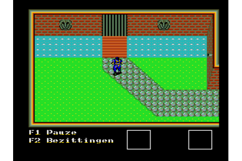 Castle Adventure (1989, MSX2, FGI) | Generation MSX