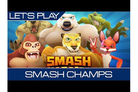 Smash Champs - Playing KING - Free Online Games on POGED ...