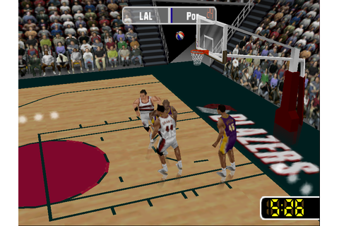 NBA Courtside 2: Featuring Kobe Bryant Screenshots ...