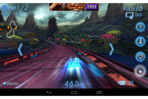 Space Racing 3D – Games for Android – Free download. Space ...