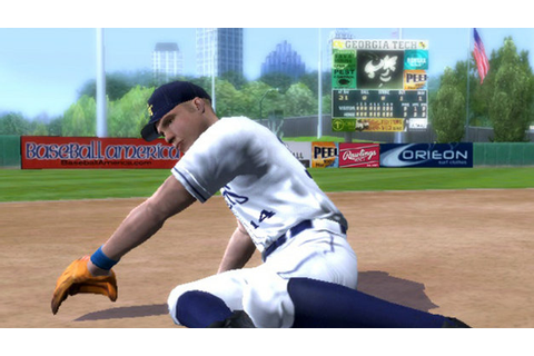 MVP™ 06 NCAA® Baseball Game | PS2 - PlayStation