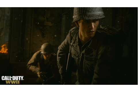 Call of Duty: WWII - New Screenshots, Trailer and ...