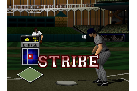 Mike Piazza's StrikeZone (USA) ROM