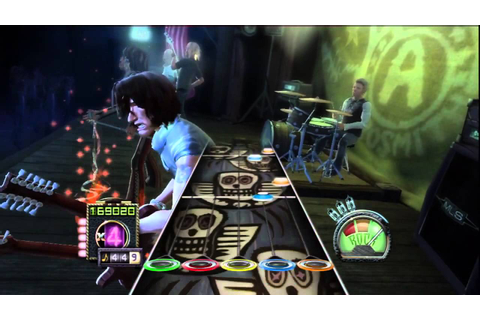 Guitar Hero Aerosmith Full Game FC - YouTube