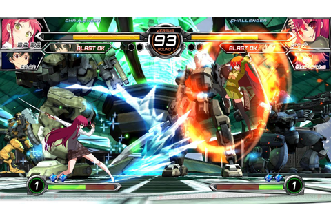 Dengeki Bunko: Fighting Climax Ignition coming to PS4, PS3 ...