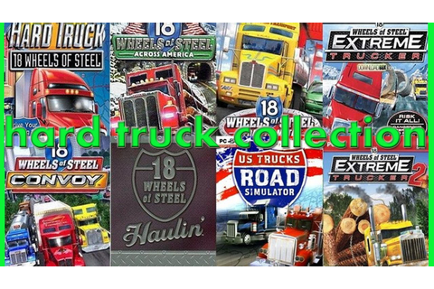 18 wheels of steel collection Hard truck Collection - 9 ...