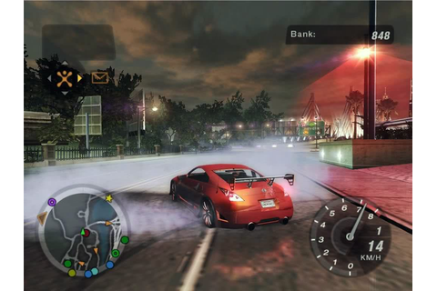 Freekasoftwares: NEED FOR SPEED UNDERGROUND 2 FULL VERSION ...
