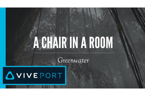 A Chair in a Room: Greenwater | Wolf & Wood - YouTube