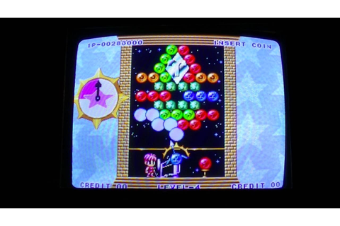 Puzzle de Pon Neo Geo MVS-1 Credit Game - YouTube