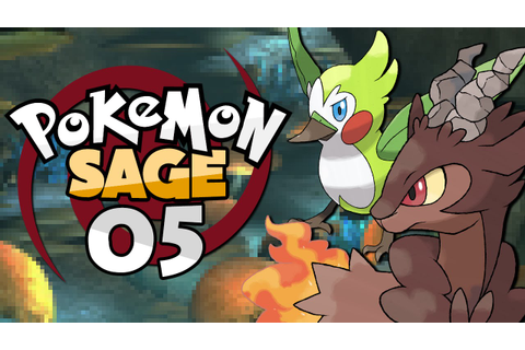 Pokémon Sage | Episode 5 - Grass and Fire! (Demo 1.0 ...